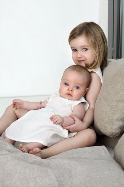 Ropa para bebé exclusiva de Normandie