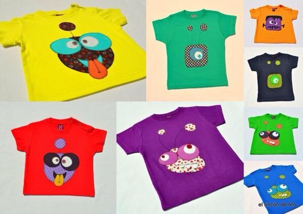 Camisetas y bodies infantiles originales El rincón de Teo
