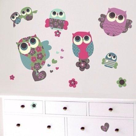 Inspiraci n para la decoraci n de la habitaci n infantil for Vinilos para armarios infantiles