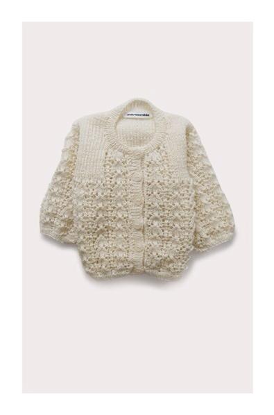 Underwearables, colección artesanal para bebé en las mejores y mas delicadas fibras