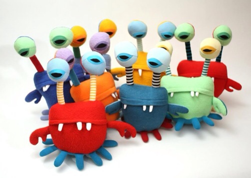 Recycled Monsters
