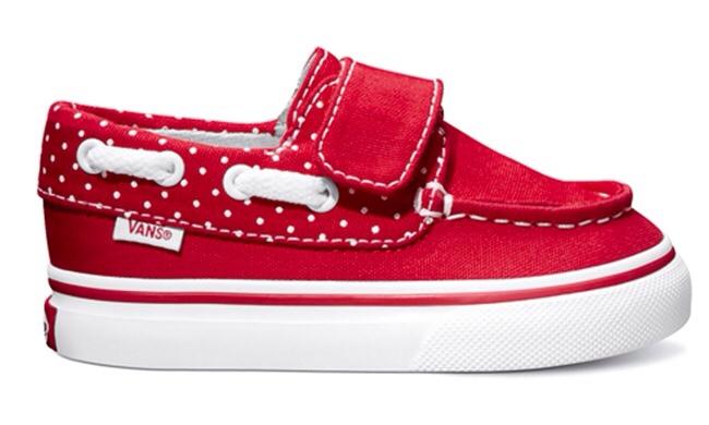 zapatos vans niñas