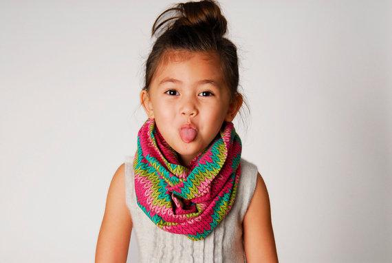 Bufandas y pañuelos para niñas en Etsy, The Little Parasol