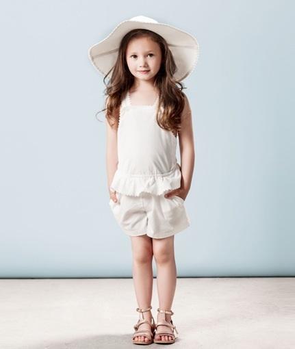 Chloé girl SS14