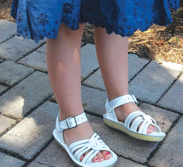 Saltwater Sandals, Sandalias Saltwater para el verano