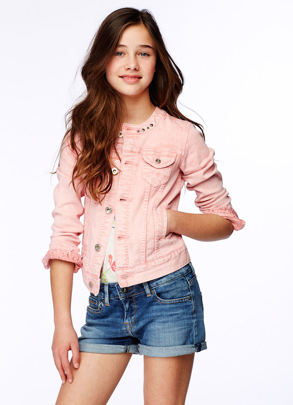 pepe jeans junior ss14 5