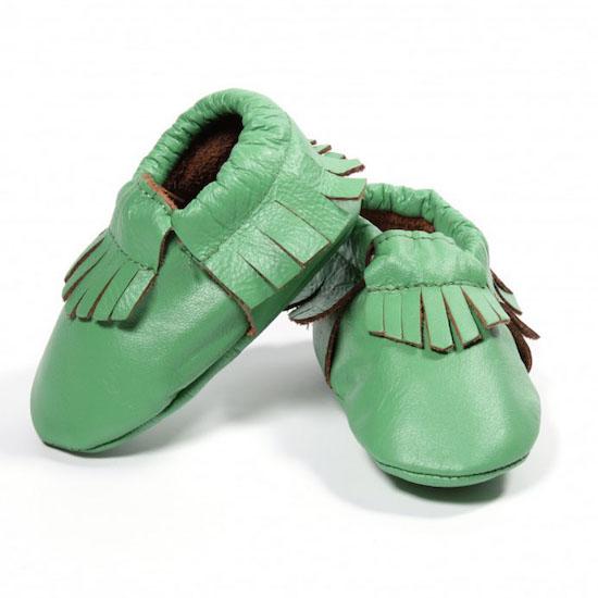 mocasin-indio-de-piel-verde leopótamo c