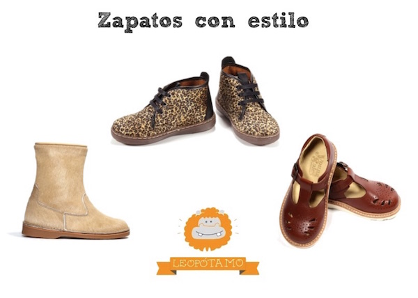 escaparate zapatos con estilo propio