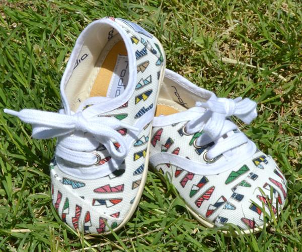 rodia zapatillas para niños verano 2