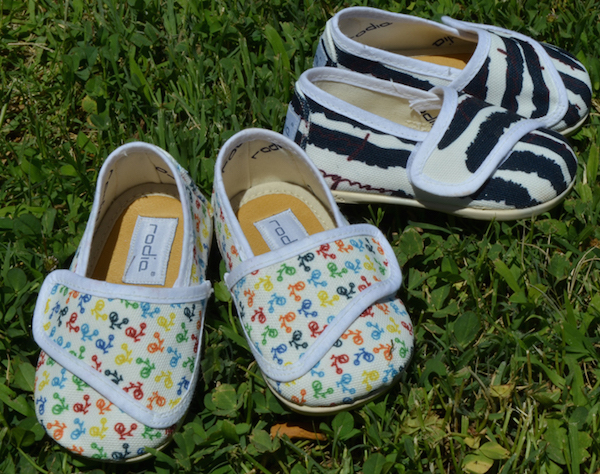 rodia zapatillas para niños