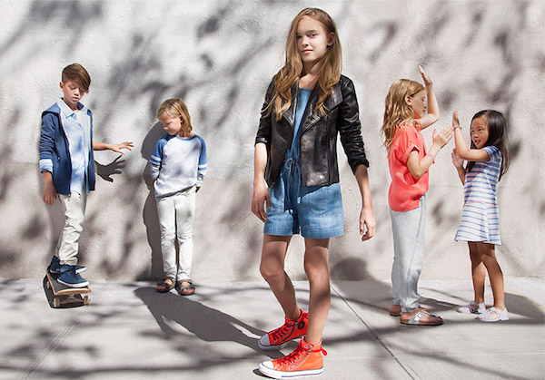 Vince Kids, ropa informal con un toque cool