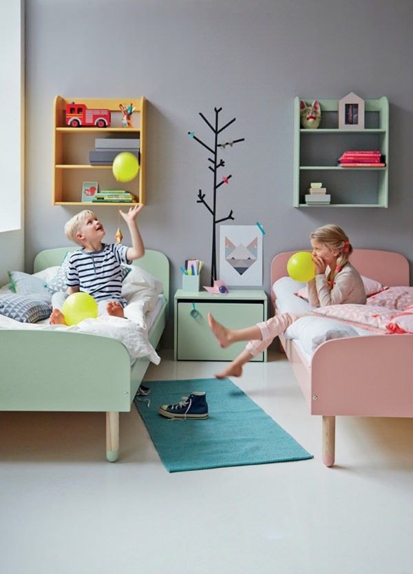 decoracion de dormitorios Flexa world