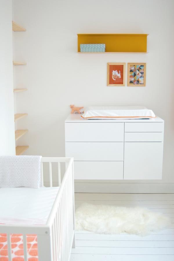 decoracion de dormitorios infantiles cuna