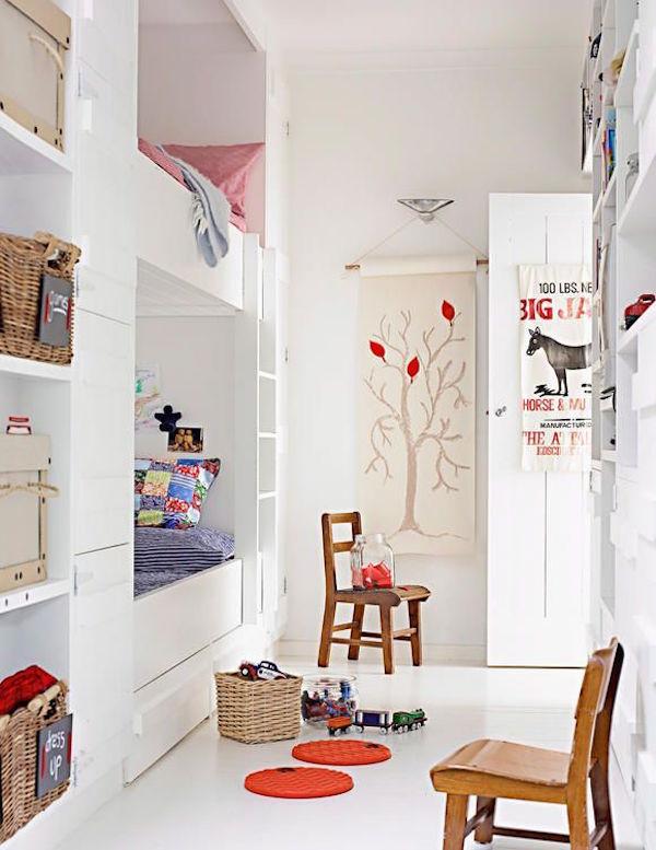 decoracion de dormitorios infantiles mommodesign