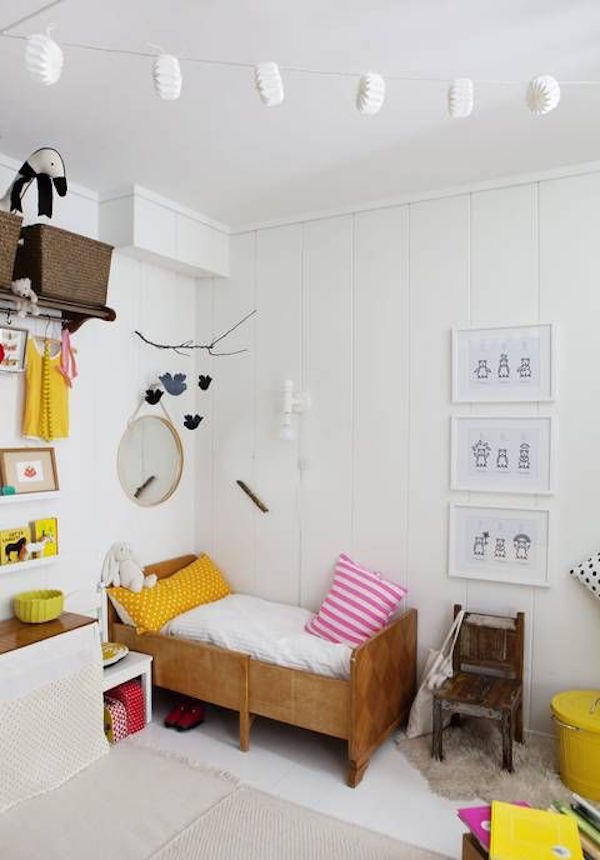 decoracion de dormitorios infantiles niñas 2