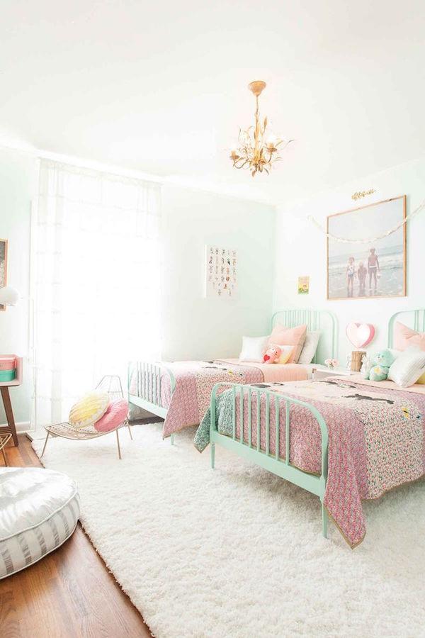 decoracion de dormitorios infantiles niñas