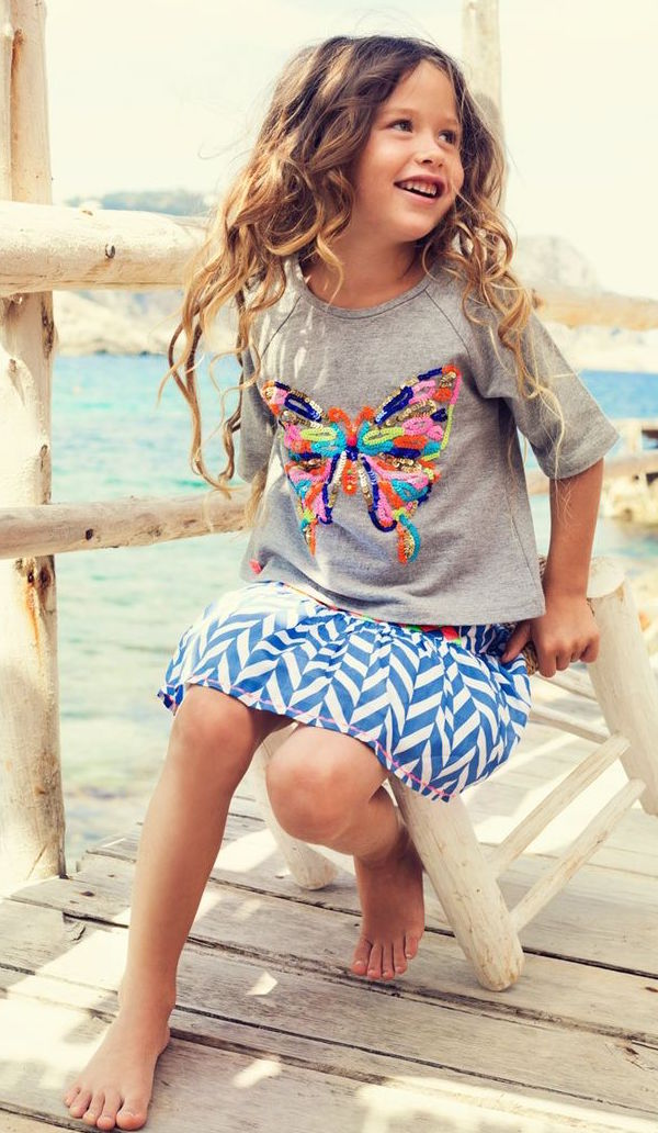 Mim Pi Summer Fashion For Girls Ss 15