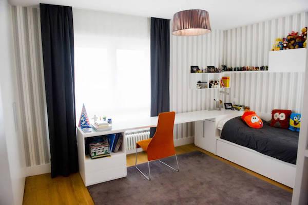 Inspiraci n en dormitorios infantiles con homify - Dormitorio infantil original ...