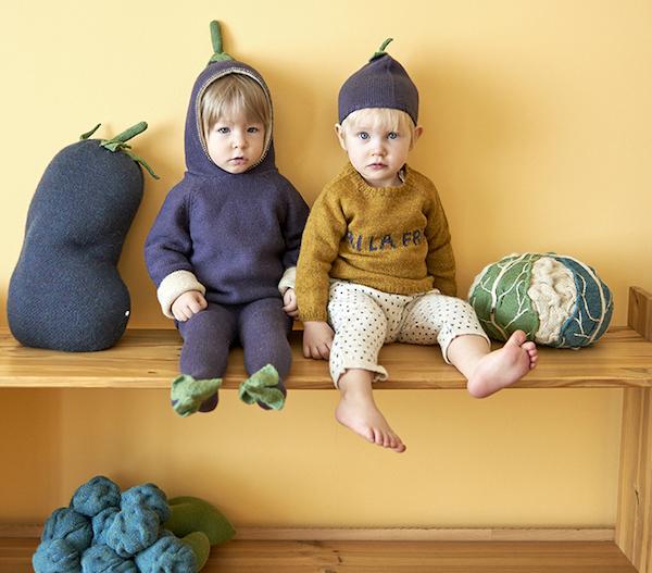 Ropa de punto bebe y niño 3