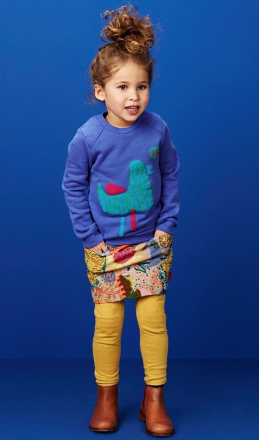 ropa de colores para niños 3