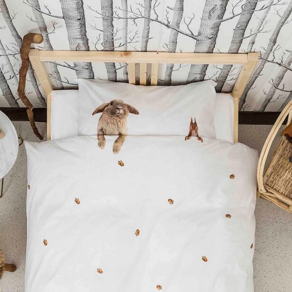 Snurk ropa de cama original