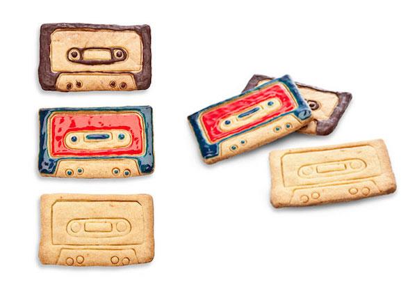 Galletas de mantequilla originales para hacer con los niños