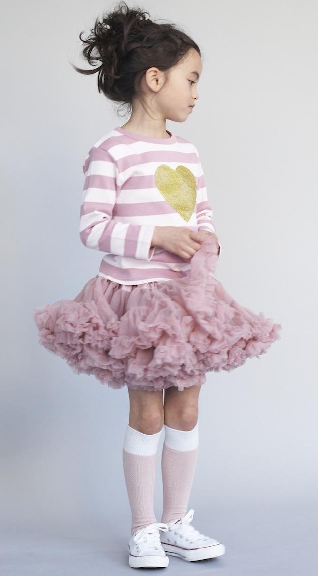 tutus para niñas Bob & Blossom tutu skirts
