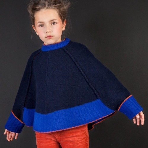 Fred and Ginger ropa infantil belga con mucho color