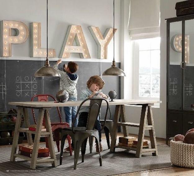 Letras con luces para decorar, cómo hacerlas DIY
