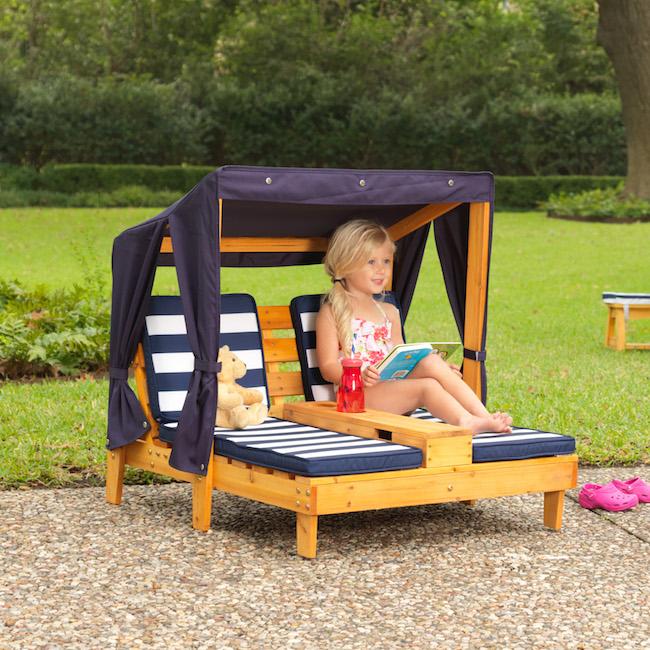 Muebles de jardín para niños y juguetes de Kidkraft