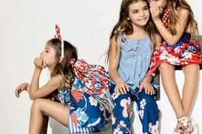 Moda infantil primavera-verano llegada desde Italia