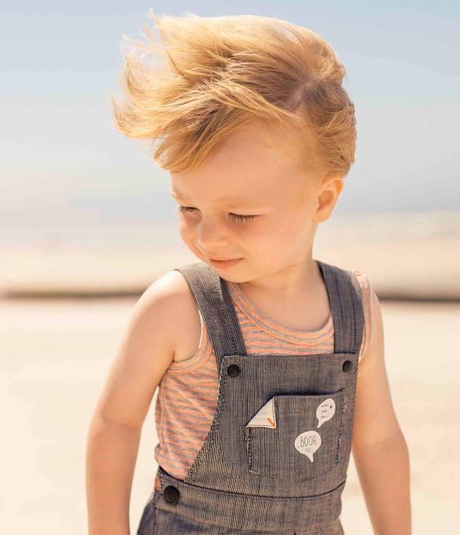 IKKS niños, la moda para este verano