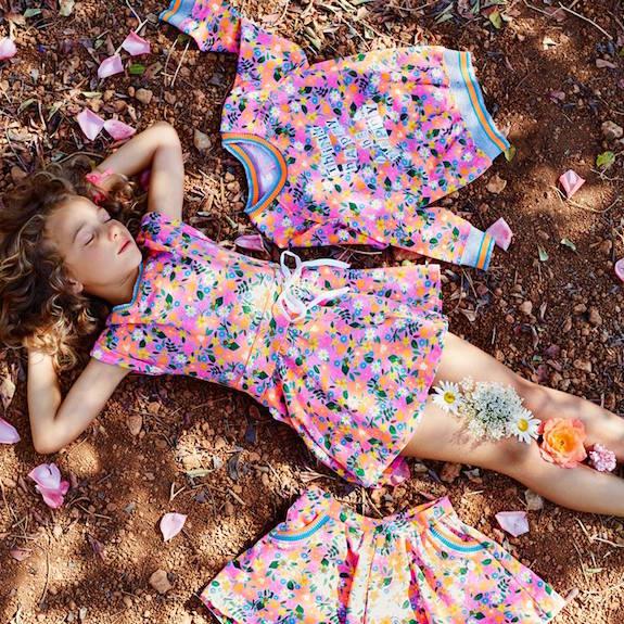 Mim Pi moda verano niñas