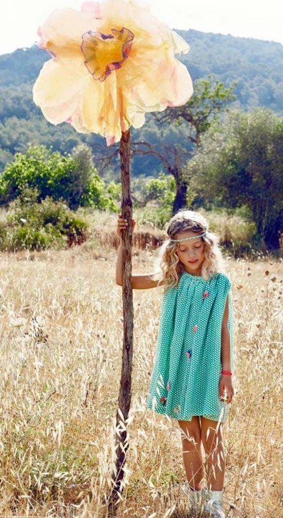 Mimpi moda colorida vestido 2