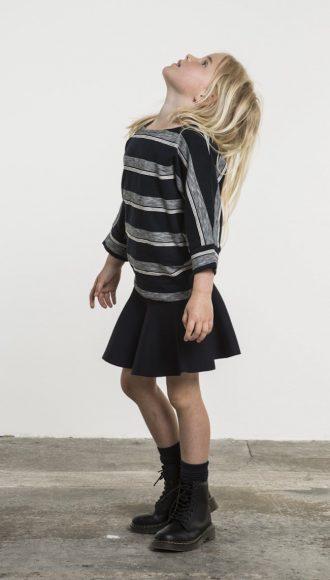 moda holandesa para niñas