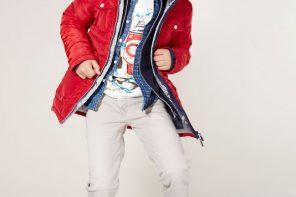 Moda italiana para chicas y chicos, Gaudi Italia