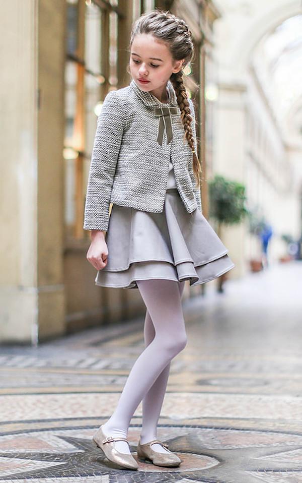 moda elegante para nias de petite bergamote with moda para nia