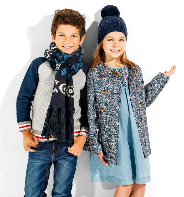 est claro que su equipo de diseadores estn a la ultima de todo lo que se cuece en las pasarelas del mundo de la moda infantil