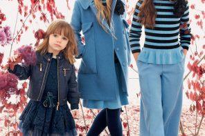 Comenzamos este post con una de las fotos de la campaña de Twin Set girl.