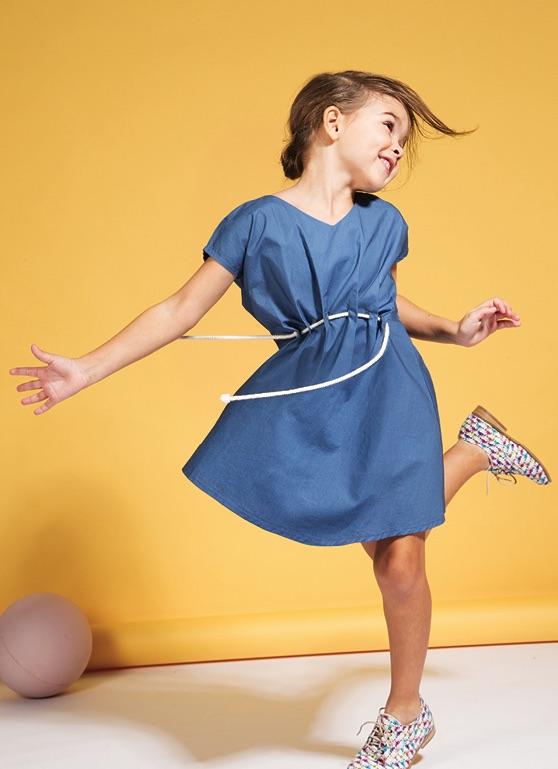 Moda italiana infantil