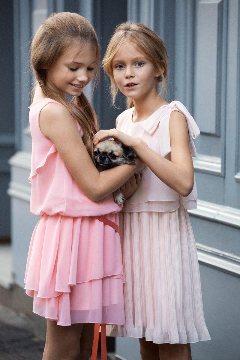 Aletta moda vestidos para niñas