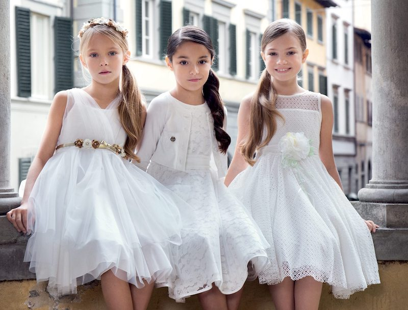 aletta vestidos para niña de fiesta