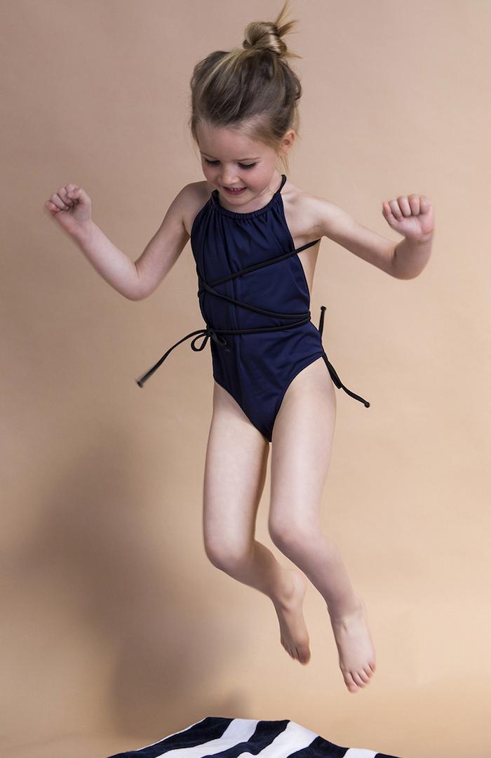 Moda Baño Infantil | Banadores Para Nina Bqueenie Moda Bano Infantil