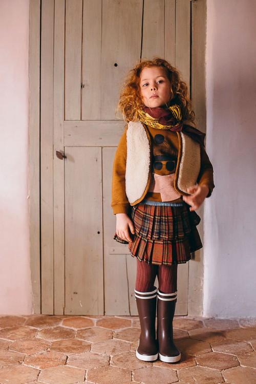 Bonton mode enfant, Bonton Paris moda infantil de invierno