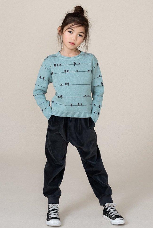 Minimono ropa infantil