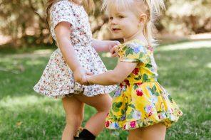 Mini vestidos de Little Minis, vestidos inspirados en el ballet