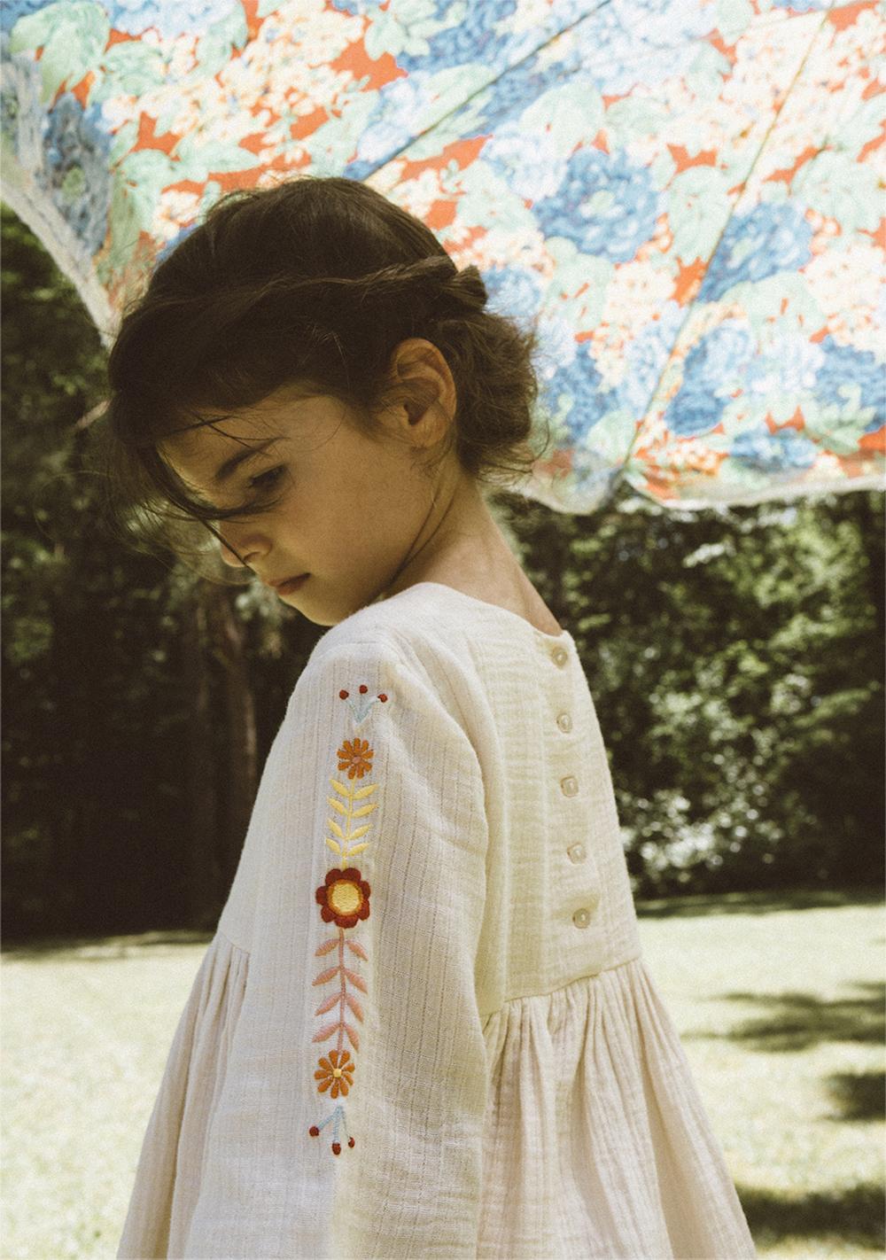 Hundred Pieces clothing SS 18, collection de moda para niños de 2 a 16 años