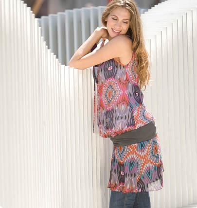 Noppies ropa premamá verano 2009