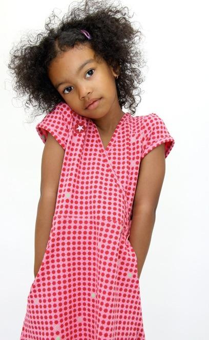 Kik Kid, vestidos y camisetas, colección de moda infantil de verano de Kik Kid