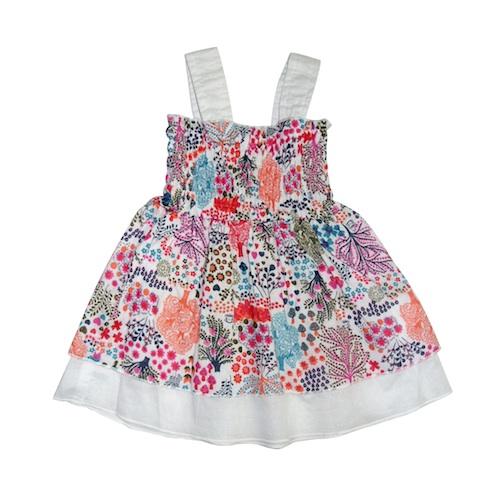 Small Paul, camisetas y vestidos, básicos para niños colección primavera-verano de Small Paul